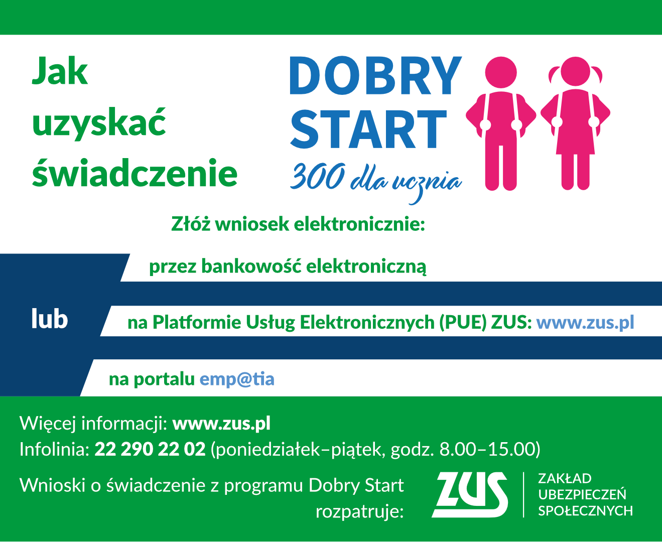 infografika Dobry Start 1