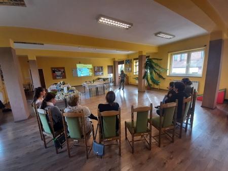 ''Smacznie i zdrowo'' Warsztaty kulinarne Bank Żywności